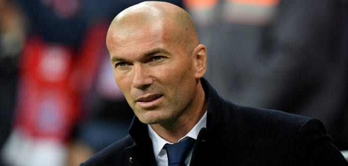 Football: Zinédine Zidane en discussion avec ce grand club européen