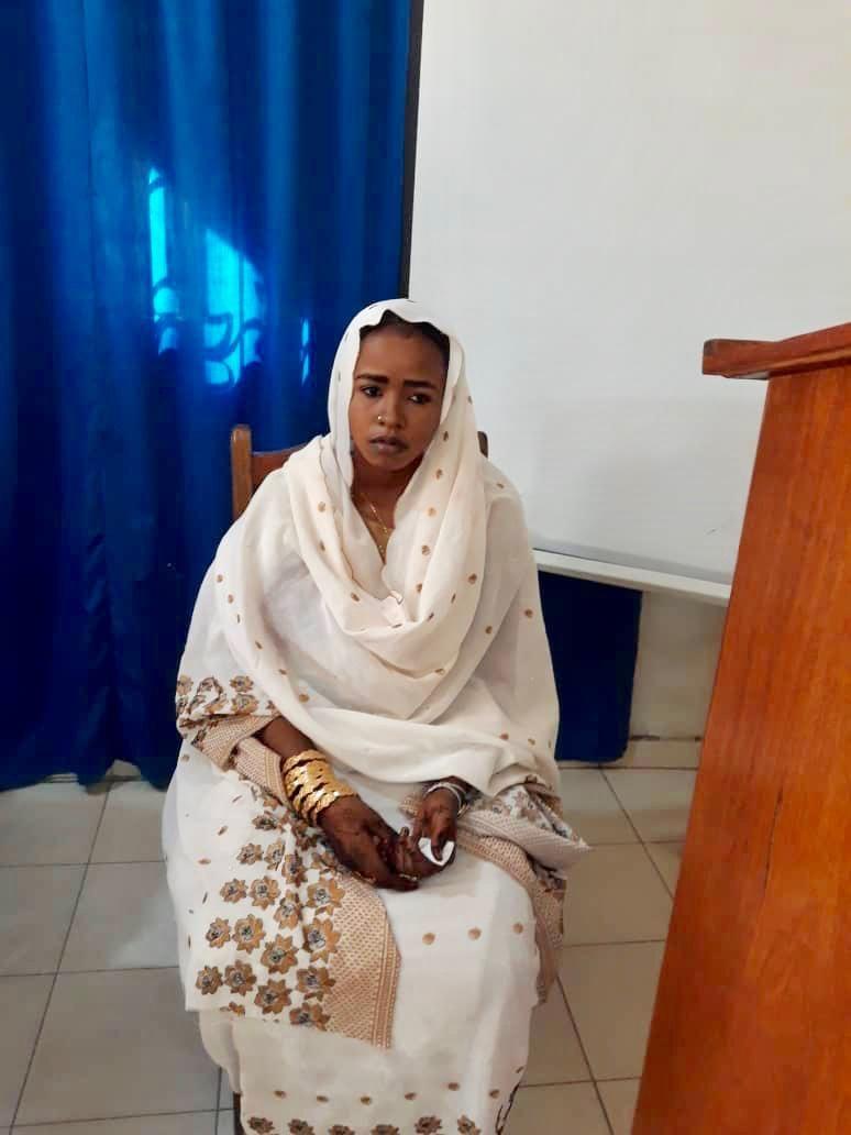 Tchad: Un député arrêté pour avoir épousé une mineure (photo)