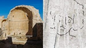 Des chercheurs découvrent un portrait inédit de Jésus dans un désert israélien
