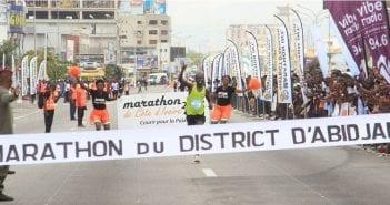 Kenyan Stanley Cheruiyot Teimet a remporté le marathon 2