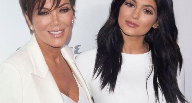 Kyllie et maman