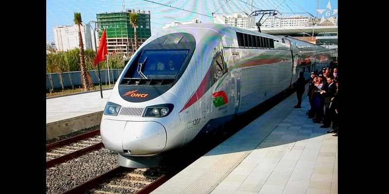 Le Maroc a inauguré le train le plus rapide d'Afrique (vidéo)
