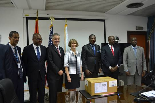 don de médicaments antipaludiques au gouvernement ivoirien