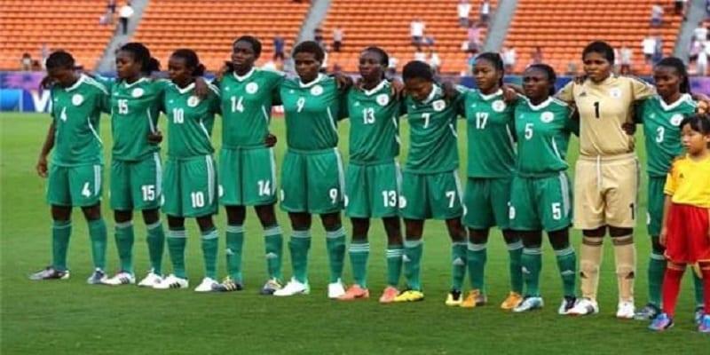 nigéria féminin