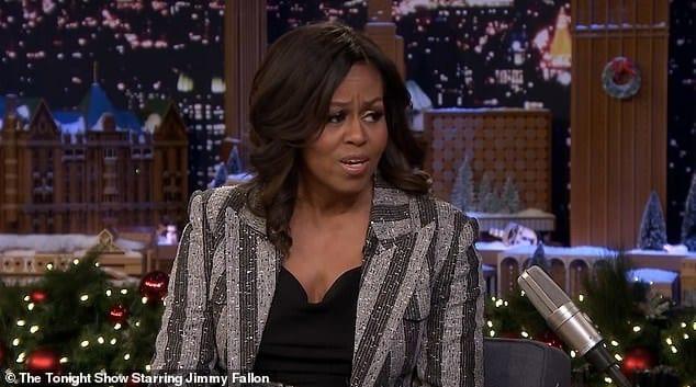 Michelle Obama révèle ce qu'elle a fait du cadeau de Melania Trump