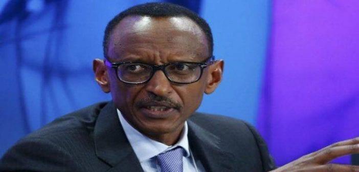 Paul Kagamé