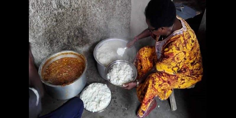 Mama Sunday: The woman who feeds street children in Burundi (photos)