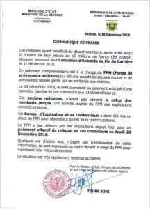 Côte d'Ivoire: Des militaires envahissent le ministère de la Défense