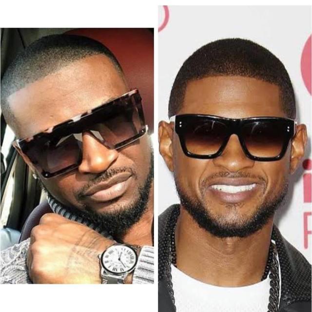 """Peter Okoye démontre qu'il est le """"jumeau"""" d'Usher (Photos)"""