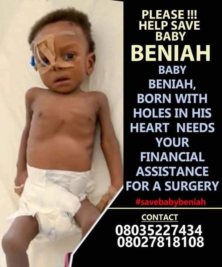 Nigeria: La vidéo déchirante d'un père pleurant dans les rues avec son enfant malade