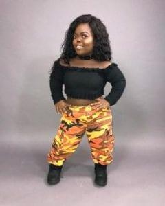 Fatima Timbo: «La taille n'est pas un défi»