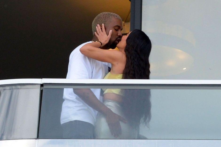 People: le cliché de Kim Kardashian et Kanye West qui affole la toile!