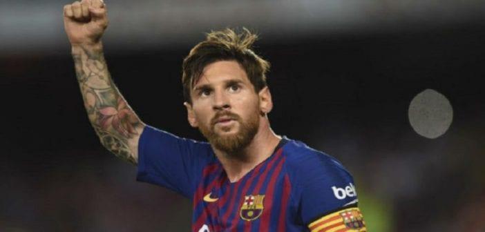 FC Barcelone: Lionel Messi révèle son favori parmi ses 400 buts
