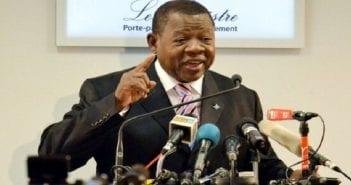 Mende Porte-parole du Gvt Congo