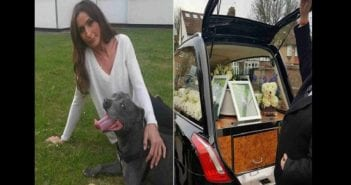 Woman-spends-N1.8million-on-her-dogs-funeral-lailasnews-5-600×300