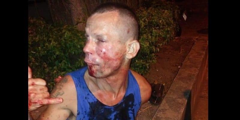 Il tente de voler le téléphone d'une combattante MMA et reçoit la bastonnade de sa vie (photos)