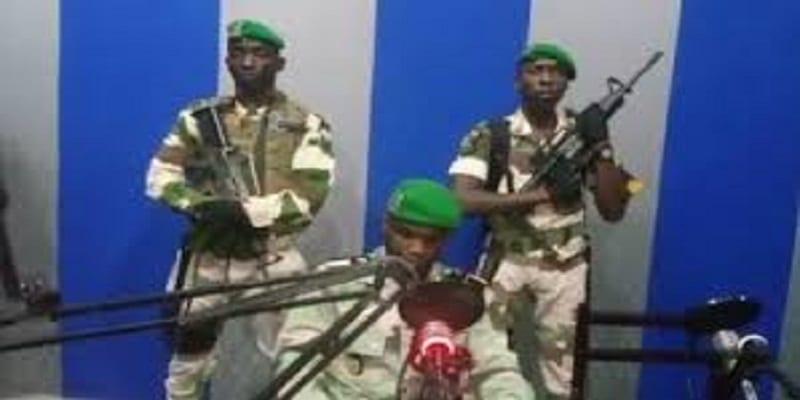 militaires Gabon