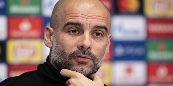 Manchester City: Le surprenant aveu de Guardiola sur les chances du club