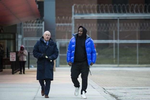 R.Kelly sort de prison: le célèbre chanteur fait face à un autre problème familial