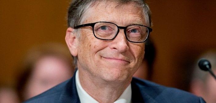 """""""Le monde grandit mais l'Afrique reste la même"""", Bill Gates"""