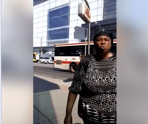 Canada: La vidéo d'une Nigériane en train de mendier provoque l'indignation (vidéo)