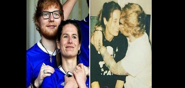 People: Ed Sheeran épouse secrètement son amour d'enfance-VIDEO