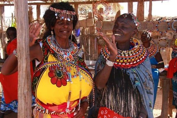 Martina Big, le Blanc devenu Noir veut s'installer dans ce pays d'Afrique (photos)
