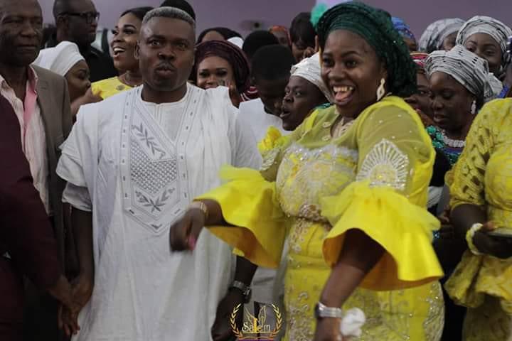 Nigeria: un pasteur et son épouse accueillent leur premier enfant après 22 ans de mariage