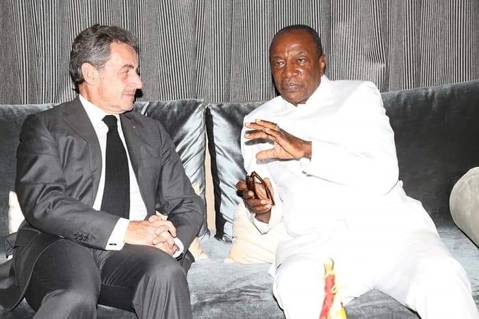 Guinée: Le président Condé déroule le tapis rouge à Sarkozy. La toile s'enflamme!