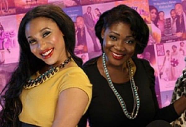Nollywood: Tonto Dikeh révèle pourquoi Mercy Johnson et elle sont passées d'amies à ennemies