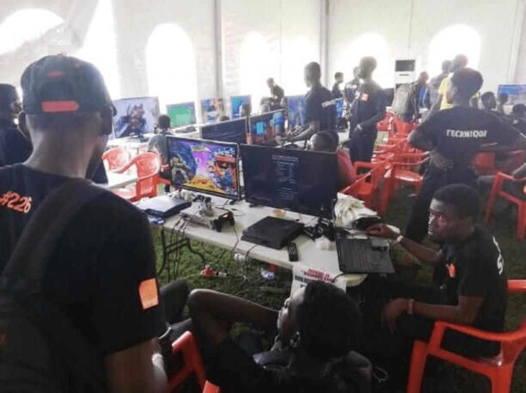 La face cachée de l'Afrique : une industrie des jeux vidéo en pleine émergence