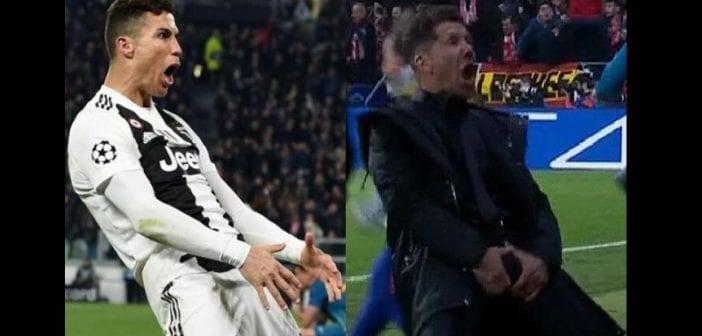 Football: L'Atlético de Madrid pourrait traîner Ronaldo en justice