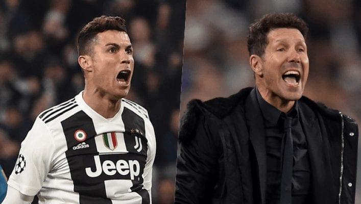 Football L'Atlético de Madrid pourrait traîner Ronaldo en justice 0ByOscar Mbena on16 mars 2019 Sport