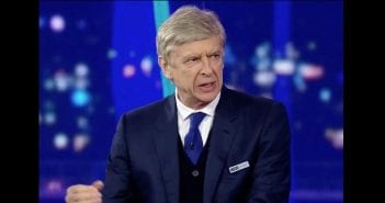 Arsene-Wenger-talks-about-Manchester-United-vs-PSG-on-beIN-Sports