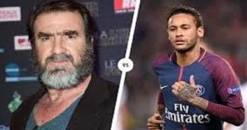 Cantona vs neymar