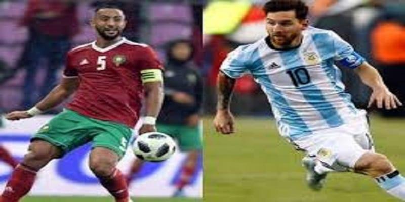 Maroc vs Argentine