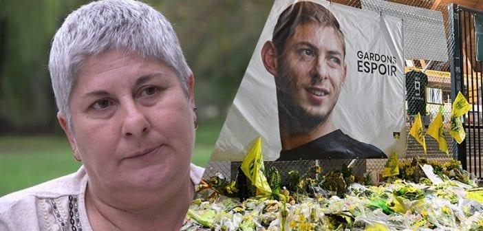 Mort d'Emiliano Sala: Sa mère fait de troublantes révélations