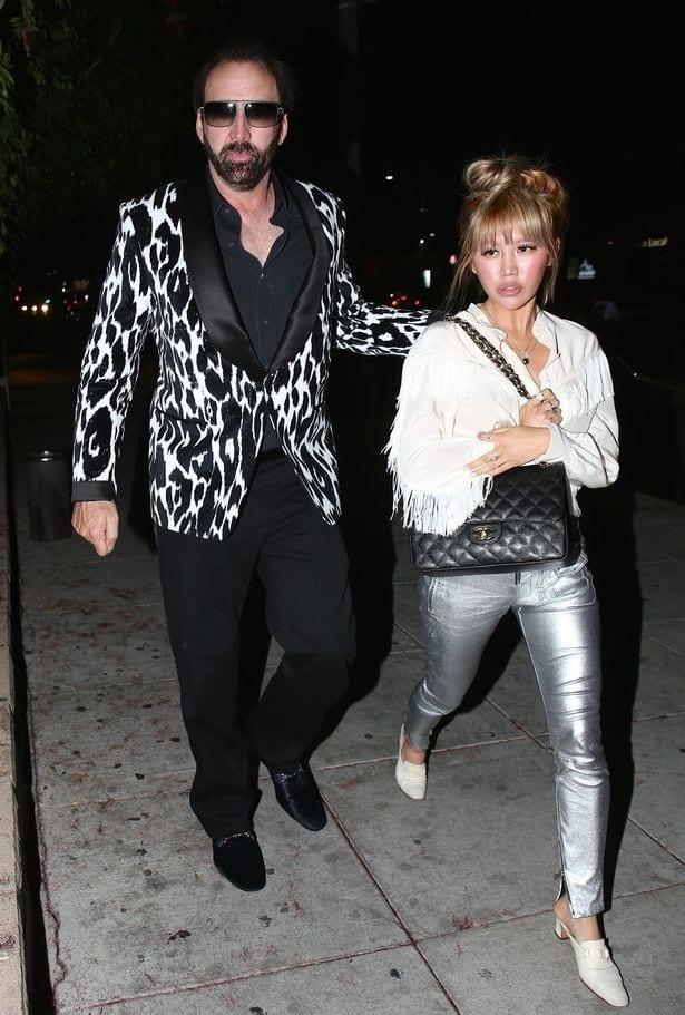 Quatre jours après son mariage, Nicolas Cage demande une annulation (photo)