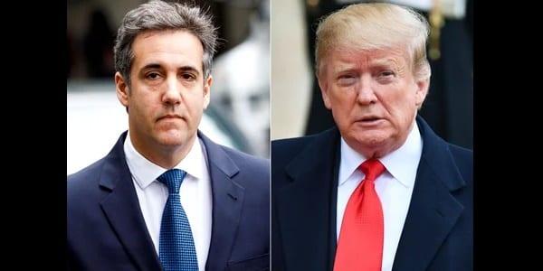 Même menacé, l'ex-avocat de Trump continue de tout déballer au Congrès