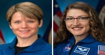 femmes astronautes