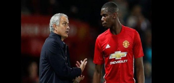 Manchester United : Paul Pogba explique enfin pourquoi Mourinho a été limogé