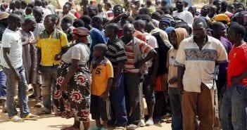 réfugiés nigérians