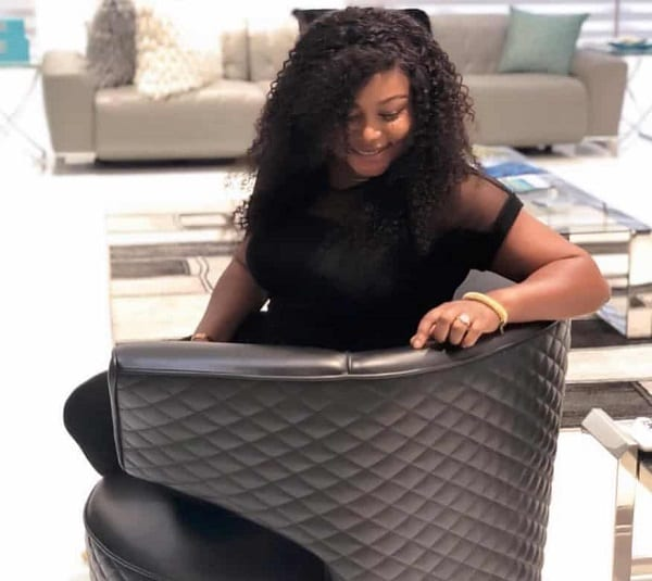 L'actrice de Nollywood, Ruth Kadiri, se marie secrètement! VIDEO