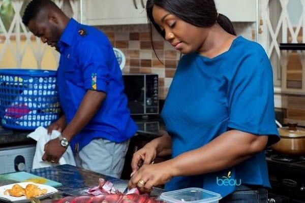 «Faire la vaisselle chez moi est mon boulot», révèle un acteur ghanéen