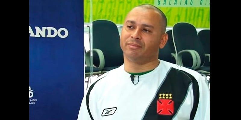 Brésil : Un ancien coéquipier de Romario retrouvé mort dans une rue de Sao Paulo (photo)