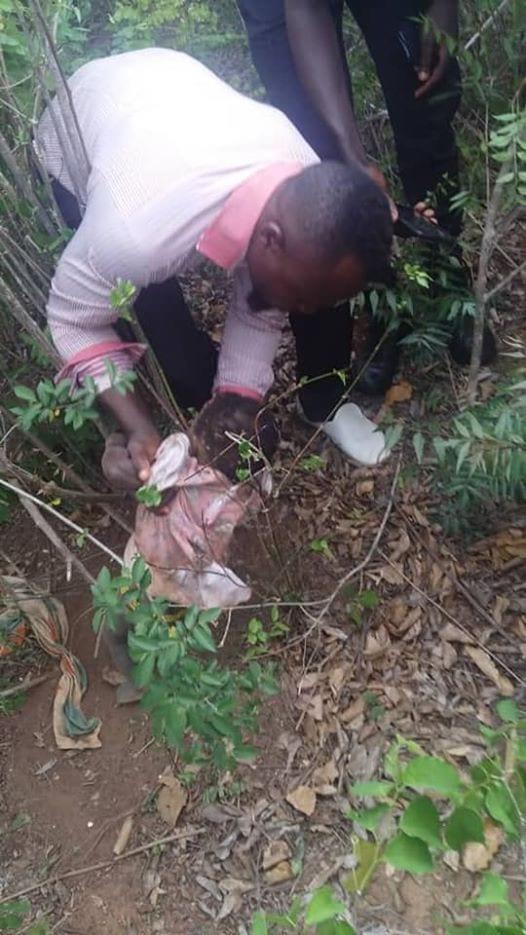 Ghana : Un bébé de 10 mois sauvé après avoir été enterré vivant (vidéo)
