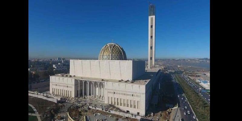 Algérie : Construction de la plus grande mosquée d'Afrique d'une valeur de 2 milliards de dollars (photos)