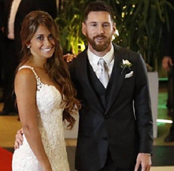 Lionel Messi: cette photo d'enfance de sa femme et lui à l'âge de 10 ans affole la toile