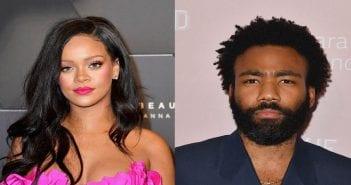 Rihanna et Glover