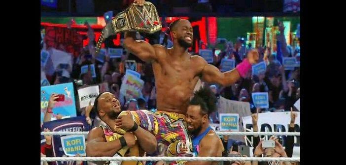 Sport : Découvrez le premier africain champion de la WWE (photos)